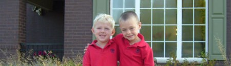 Miles and Gannon Farrens