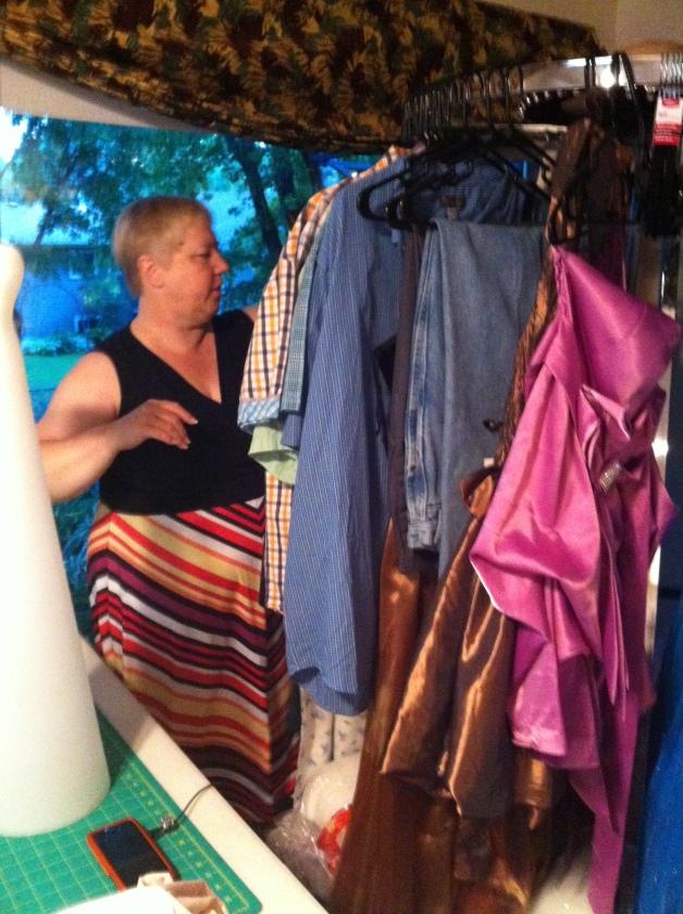 Lori Schwartz, Costume Designer for Shrek the Musical in Maple Grove, MN
